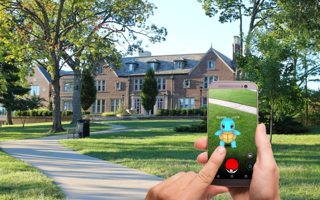 How Pokémon Go can benefit your campground!